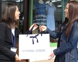 株式会社 丸福商店(COSMOS)の仕事イメージ