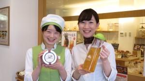 株式会社ルピシア・ルピシア 大丸福岡天神店の仕事イメージ