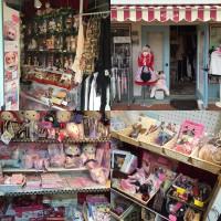 雑貨洋品店&Blytheショップ「Spica」の仕事イメージ