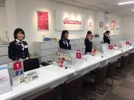 ドコモショップ小郡店(兼松BDコミュニケーションズ株式会社)の仕事イメージ