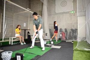 ブレインゴルフサロンの仕事イメージ