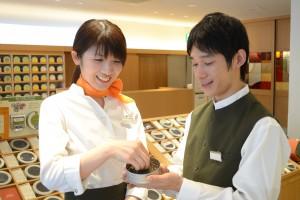 株式会社ルピシア・ルピシア 東京スカイツリータウン・ソラマチ店の仕事イメージ