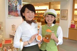 株式会社ルピシア・ルピシア イオンモール甲府昭和店の仕事イメージ